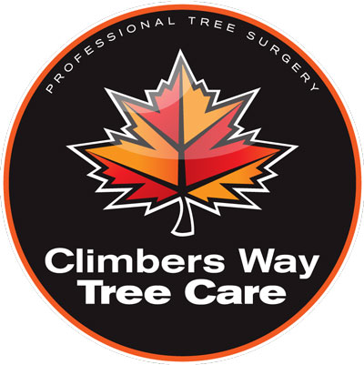Climbers Way Tree Care Logo